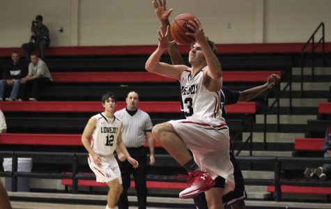 Boys basketball clinches fourth seed in playoffs