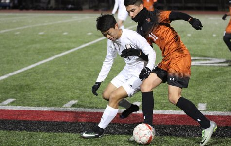 Boys soccer look to protect top district seed