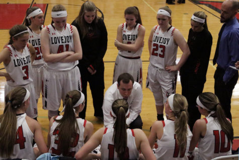 Girls basketball sets focus on improvement in off season