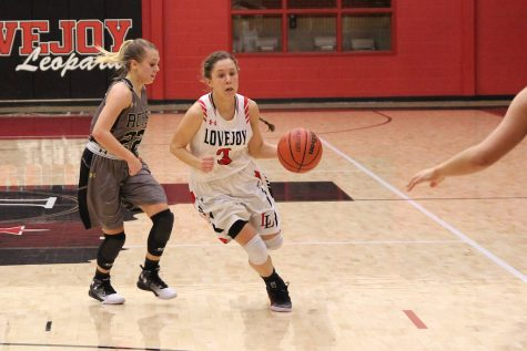 Girls basketball to play Lone Star in area round of playoffs