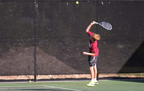 Tennis continues solid tournament play