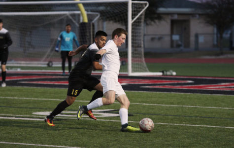 Boys soccer to face Sulphur Springs in first playoff round