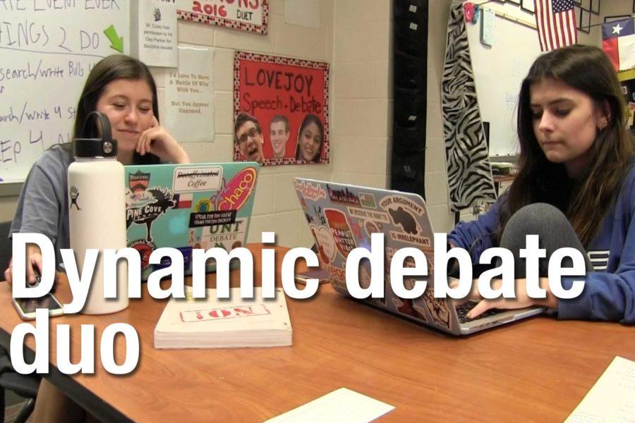 Dynamic debate duo