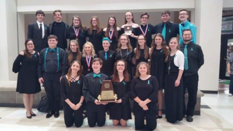 One Act Play shoots for state