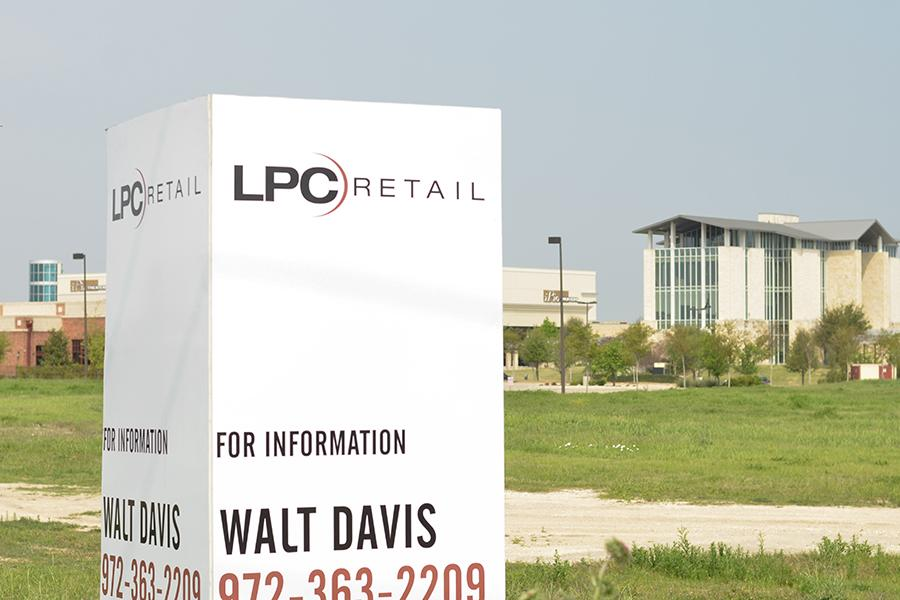Dallas-based Lincoln Property Company has purchased The Village at Fairview and will soon begin construction.