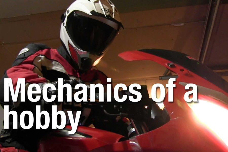 Mechanics of a hobby