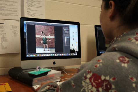 In the place of the old photojournalism class, PAAVTAC has added audio, video, and communications to the photography curriculum.