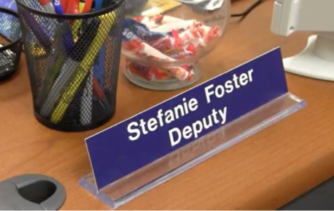 New school resource officer gets settled in