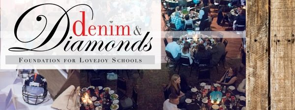 The annual Denim and Diamonds Gala and auction will take place April 9. The 2016 event raised $375,000.