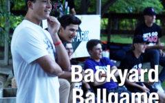 Video: Backyard Ballgame