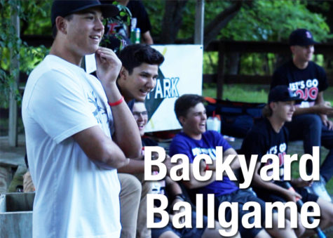 Video: Backyard Ballgame