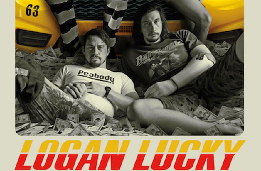 Review: 'Logan Lucky' has just enough humor to cross finish line