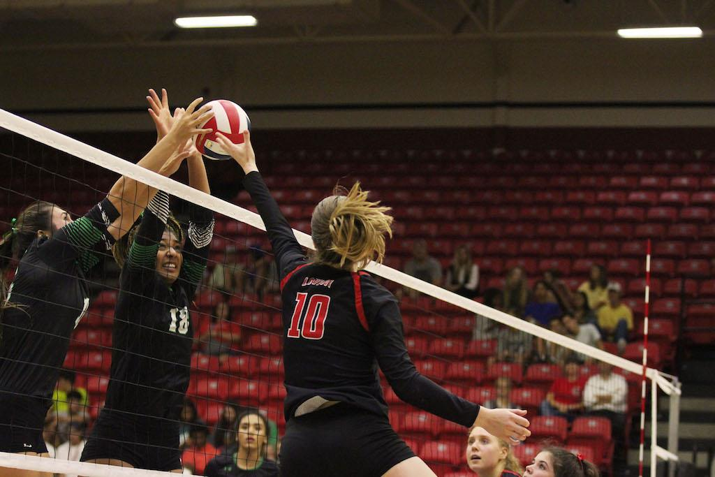 Volleyball to begin districts after competitive preseason