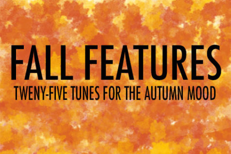 Playlist: Bring on the fall