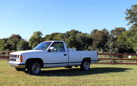 Column: The 1989 Chevy Pickup