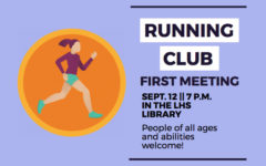 New running club to meet Tuesday