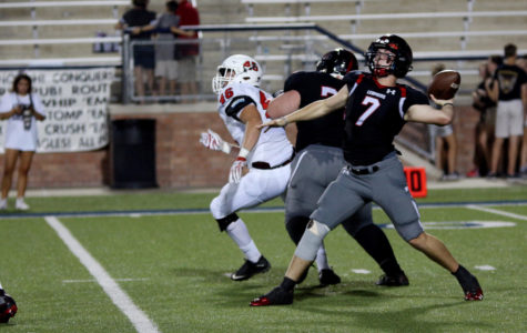 Football looks to rebound from rocky start