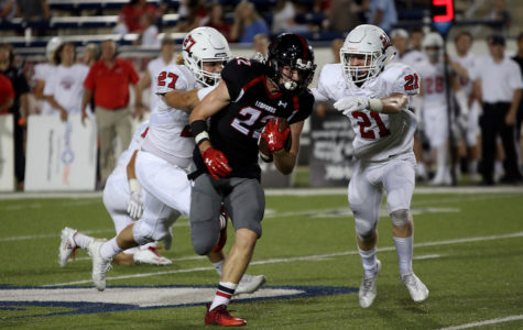 Photo essay: Lovejoy football falls to Argyle Eagles