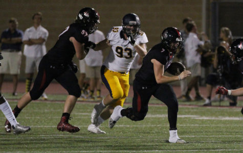 Football seeks redemption in matchup against West Mesquite
