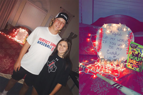 Photo Gallery: 2017 Homecoming proposals