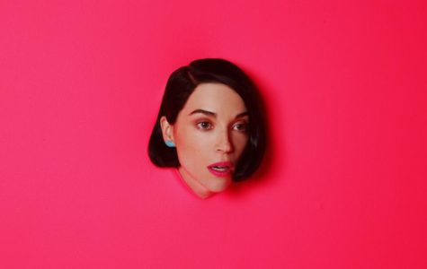"Review: St. Vincent's ""Masseduction"" is a step forward for one of pop's most exciting musicians"