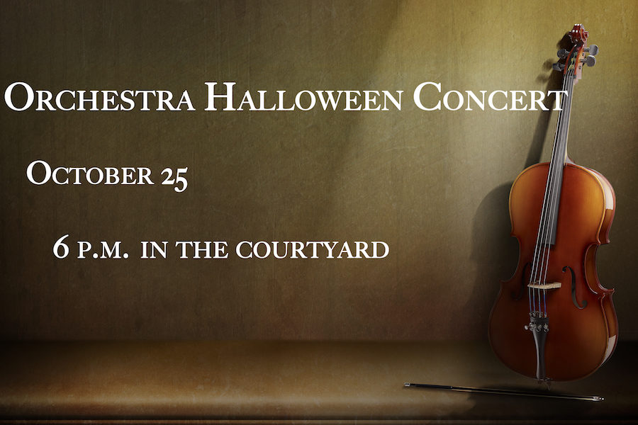 Orchestra to host Halloween-themed concert