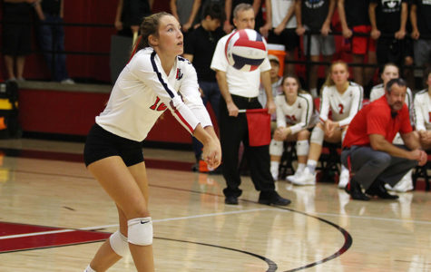 Volleyball looks to complete undefeated district run