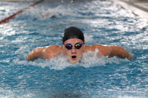 Swimming to compete in Highland Park dual