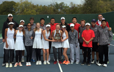 Tennis ends fall season in regional finals