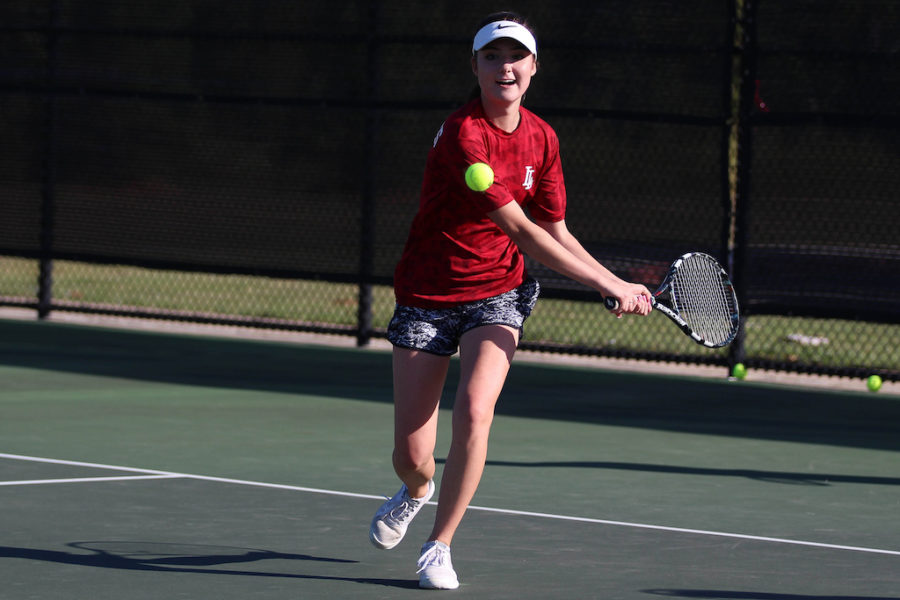 Tennis to face Greenville Lions in first round of playoffs