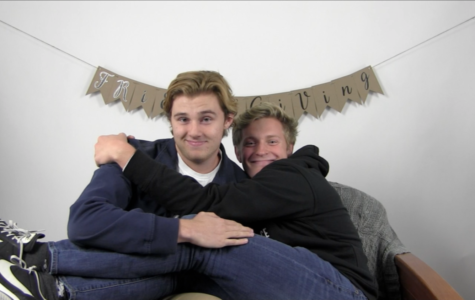 Friendsgiving: Bretton Laboret and Nicholas Smith