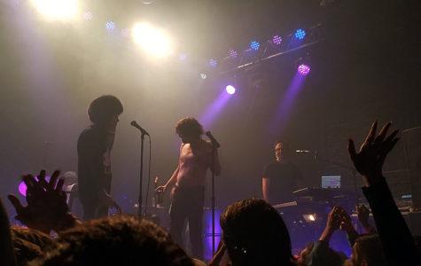 Review: Ariel Pink brings frenetic performance