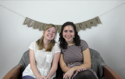 Friendsgiving: Lauren Bradshaw and Gabriella DiLiegro