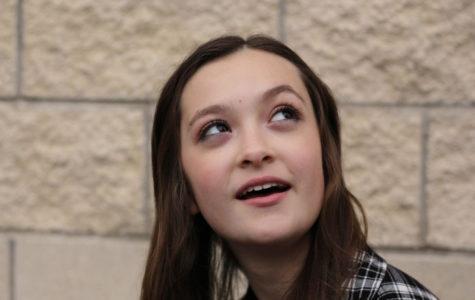 Freshman Madeleine Konecny