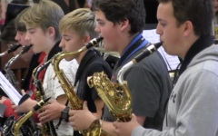 Video: Jazz band hosts morning concert