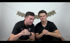 Friendsgiving: Greyson Finch and Cade Krisher