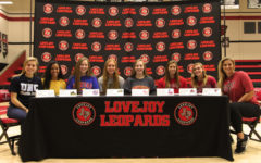 Eight athletes sign National Letters of Intent