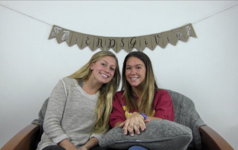 Friendsgiving: Sloan Carevic and Greenley Finner
