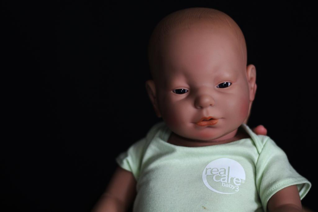 Strangely identical babies now inhabit the school.
