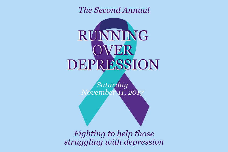 Students to host second annual Running Over Depression