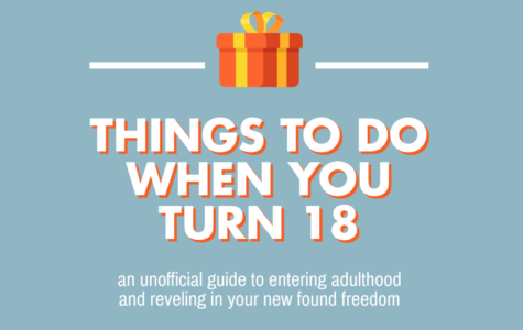 Column: 18 things to do at 18