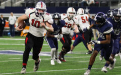 Football ends season in area playoffs