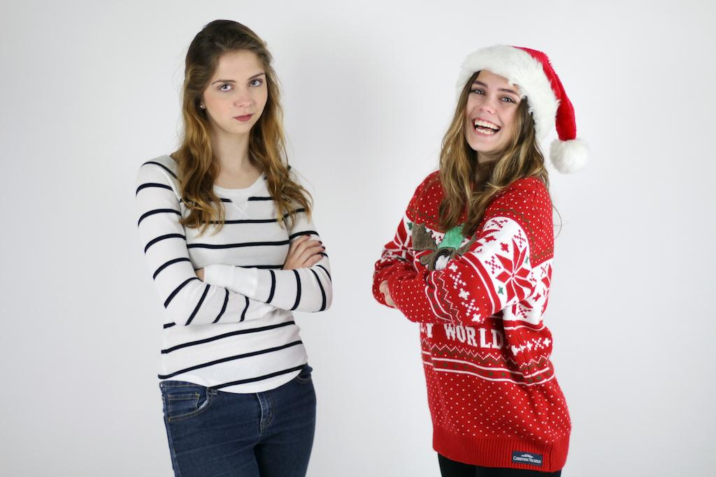As Christmas comes, Christmas music begins to play and people share different opinions it.