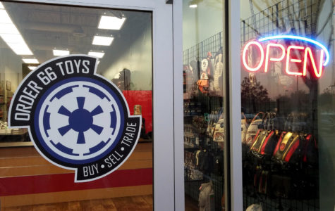 Order 66 Toys offers a wide variety of Star Wars-related items and memorabilia.