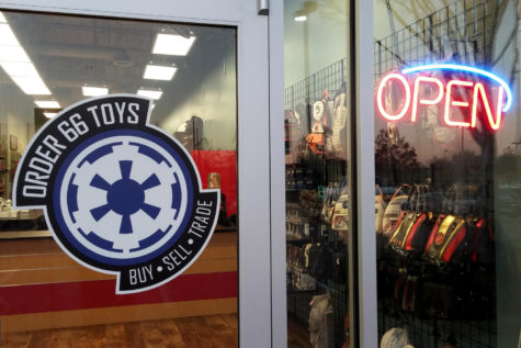 New Star Wars store opens in the Villages