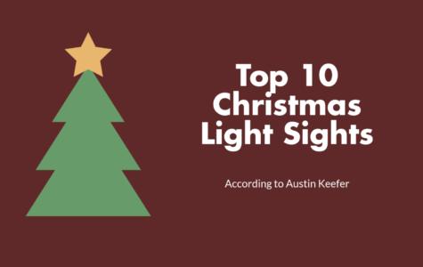 Austin's Christmas light spectacular