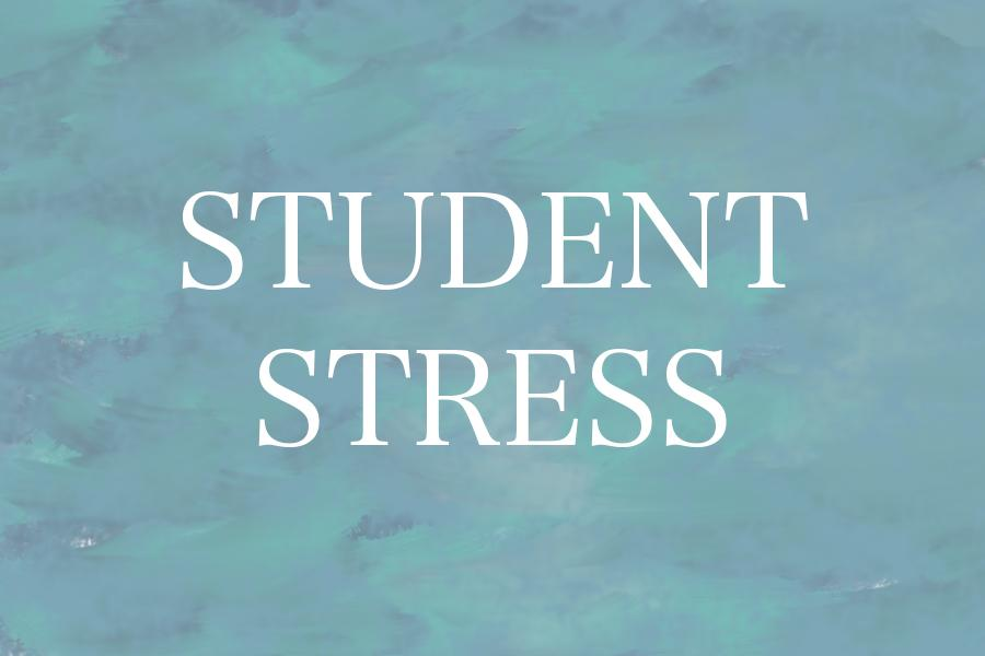 The presentation will feature multiple tips for students surrounded around reducing stress.