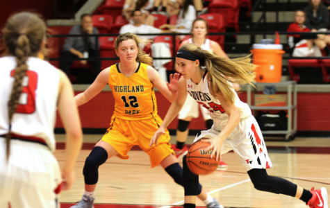 Girls basketball aims to stay undefeated in district