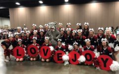 Cheer places 12th at UIL state tournament