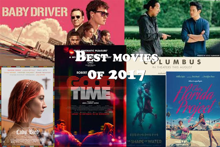 A review of the best films that filled theaters in 2017.